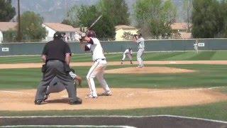 2014 University of Redlands Bulldog Baseball (highlights of the season)