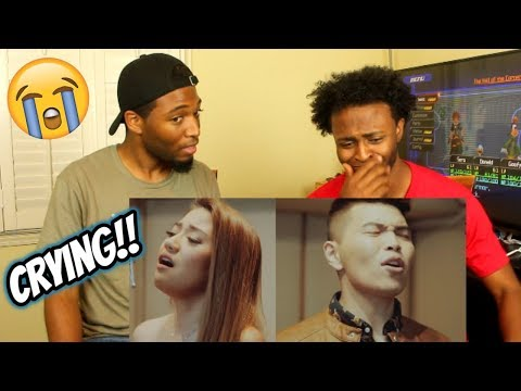 You Are The Reason - Calum Scott - Cover by Daryl Ong & Morissette Amon (REACTION)