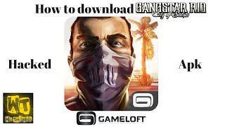 How to download Gangstar Rio hacked (No Root) (Android) 2016