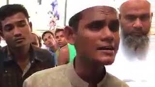 This Rohingya refugee  blind boy Hafiiz can recite full Quran