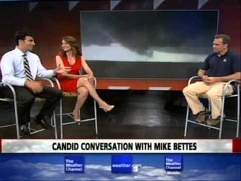 Mike Bettes Full Interview on The Weather Channel