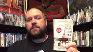 Book Review: FORREST GUMP (1986)