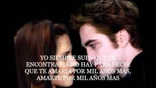 Christina Perri - A thousand years ( subtitulado en español )