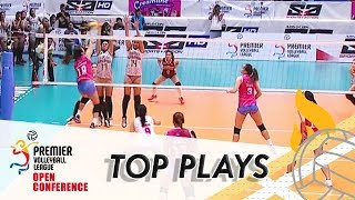 Elimination Round Top 10 Plays | PVL Exclusives