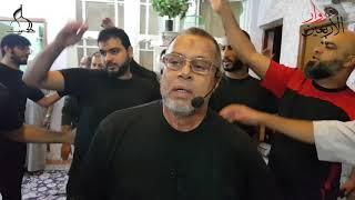 هوسات بحرانية للرادود الحاج عبدالعزيز جاسم ليلة ٢١ صفر ١٤٣٩ هجرية في كربلاء المقدسة