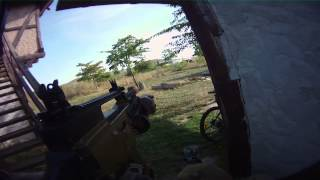 "MilSim Airsoft 1st Quick Reaction Force Germany ""Scorponik Vid"""