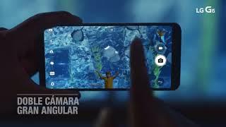 LG G6 Doble Cámara Gran Angular