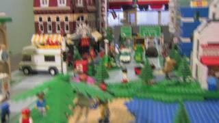 Lego City Earthquake