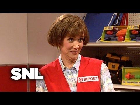Xxx Mp4 Target Lady Meets Her First Lesbian SNL 3gp Sex