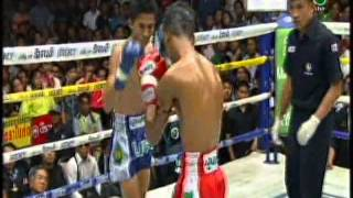 Thai boxing today TV 7 (Round 2)