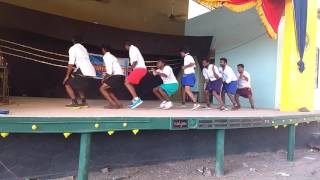 Comedy dance performance @ Sn college varkala