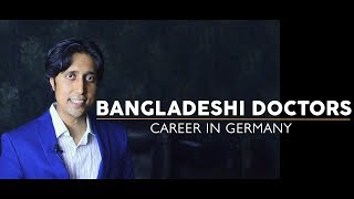 Career in Germany for Bangladeshi Doctors
