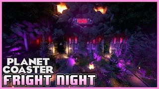 FRIGHT NIGHT! A Darkride! Ride Spotlight 12 #PlanetCoaster