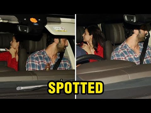 Xxx Mp4 Alia Bhatt And Ranbir Kapoor At Sanjay Dutt S House For Dinner 3gp Sex