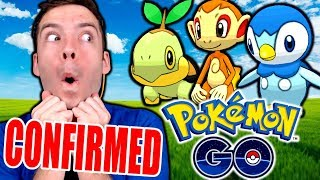 Pokemon Go is TOTALLY CHANGING! Gen 4 News and MORE!