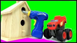 TRUCK ROBBER! Monster Trucks Race Track Toy - Truck Videos for children.Toy story for kids