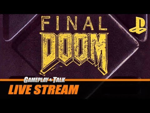 Xxx Mp4 Gameplay And Talk Live Stream Final DOOM For The Sony PlayStation PS1 3gp Sex