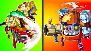 Angry Birds Epic - Event Raiding Party (Season 2) - Ep. 2