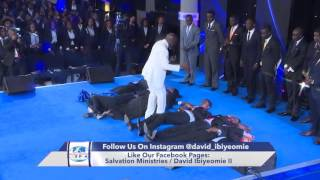 Demonstration Of The Power Of His Resurrection -5 nights of glory 2016