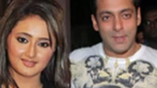Hot Rashmi Desai's dance with Salman Khan