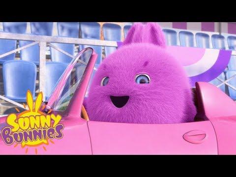 Xxx Mp4 Cartoons For Children SUNNY BUNNIES SUNNY RACE CARS Funny Cartoons For Children 3gp Sex