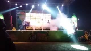 Masum Power Voice [pran UP Bijoy Concert  2016 bondhur mor khalishpur
