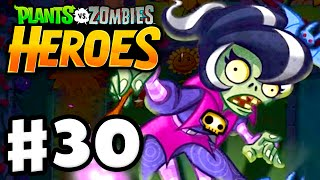Plants vs. Zombies: Heroes - Gameplay Walkthrough Part 30 - Haunting at Morbid Manor! (iOS, Android)