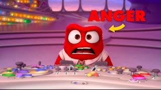 "Get to Know your ""Inside Out"" Emotions: Anger"