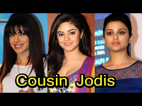 Top 10 Famous Cousin Jodis in Bollywood
