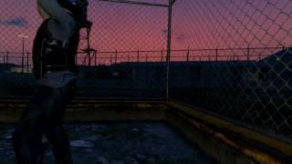 BIKER DLC MELEE ATTACK (ROCKSAR EDITOR)