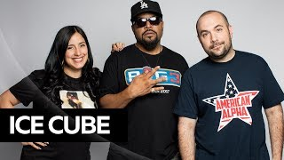 Ice Cube On Confronting Bill Maher, Last Friday & Big 3