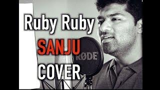 Ruby Ruby | Sanju | Cover | Venkat | Ranbir Kapoor | AR Rahman | Rajkumar Hirani