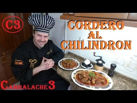 CORDERO AL CHILINDRON