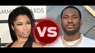 Meek Mill REACTS to Nicki Minaj SHADING HIM on Stage WARNS 'Leave Me Alone or Ill Spill the TRUTH'
