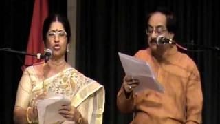 Sruti Natok (Part 3) by Jagannath & Urmimala Basu - Antorik Dallas Bijoya 2009