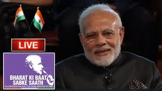 Modi LIVE From London | Bharat Ki Baat Sabke Saath | PM Interacts with People | YOYO TV Channel