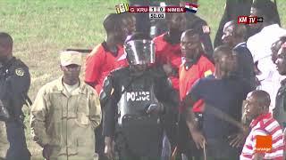 National County Sports Meet 2019/2020 Football Grand Final: Nimba VS Grand Kru