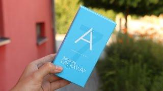 Unboxing: Samsung Galaxy A7 (Deutsch) | SwagTab