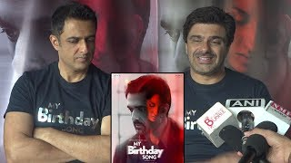 Sameer Soni & Sanjay Suri Interview | Discuss Their Upcoming Movie 'My Birthday Song' 2018