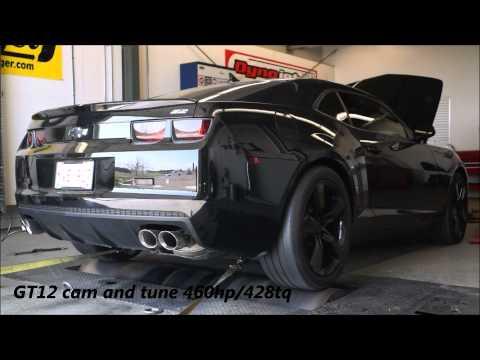 2010 Camaro SS cam upgrade