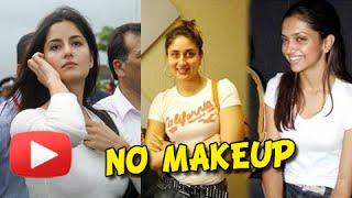 Deepika Padukone, Kareena Kapoor, Katrina Kaif | Actresses Without Makeup