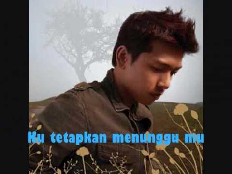 Hady Mirza - Ku Tetap Menunggu(with Lyrics) Best View singing Live dari rancangan JUS suria