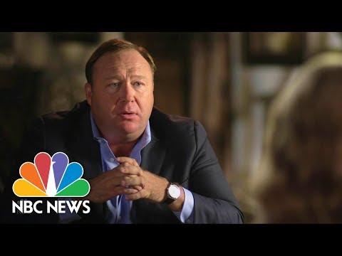 Xxx Mp4 Alex Jones Of Infowars Conspiracy Theories And Trump Campaign Full Megyn Kelly NBC News 3gp Sex