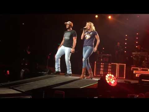 Xxx Mp4 Luke Bryan Carrie Underwood Duet Play It Again Live In Nashville 2017 3gp Sex
