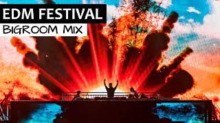 EDM FESTIVAL MIX 2019 - Best Electro House & Bigroom Music