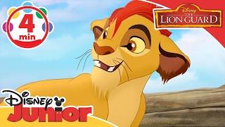 Lion Guard | No More Roaring | Disney Junior UK