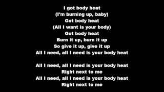 body heat selena gomez lyrics
