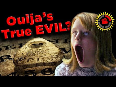 Film Theory Ouija is the Sequel to THE EXORCIST