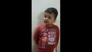 Funny Indian baby cute baby funny videos cute boy Soham