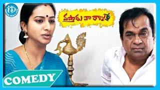 Vastadu Naa Raju Movie - Back To Back Comedy Scenes Part 2 || Vishnu || Tapsee